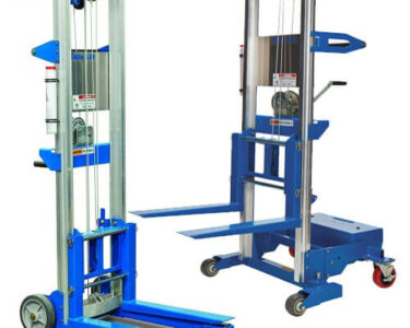 Duct Lifters & Material Lifts