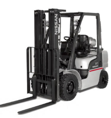 LPG/Petrol Forklifts