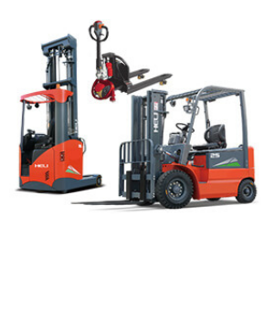 HELI Electric Forklifts & Stackers