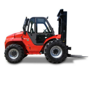 2WD & 4WD Rough Terrain Forklifts