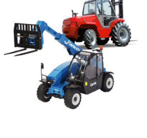 Rough Terrain Forklifts and Telehandlers