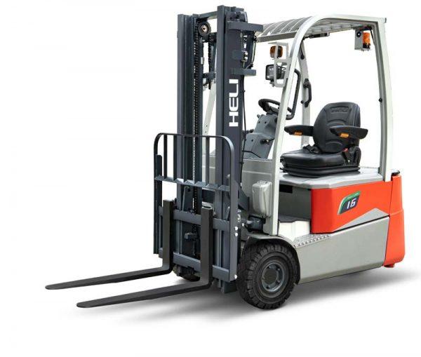 Heli 3 Wheel Forklift